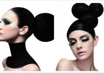 化妆造型设计班