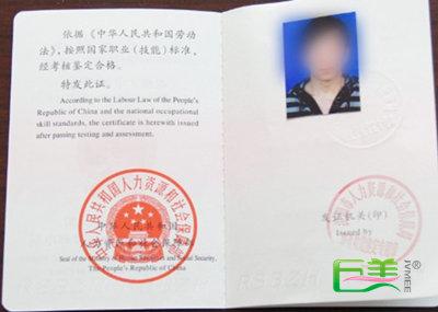一堆证书图片素材