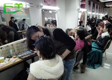 成都化妆学校