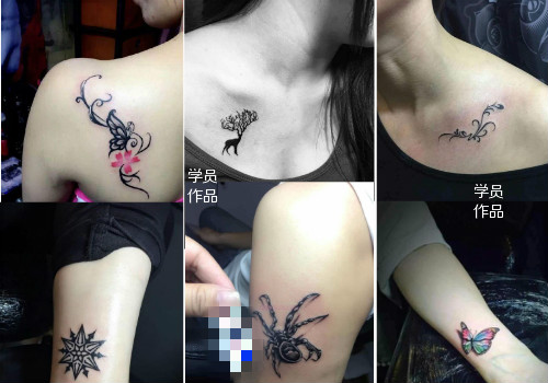 微纹身培训