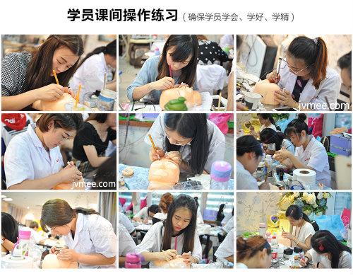 成都韓式半永久培訓課堂