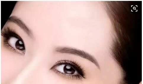 漂亮的眉型