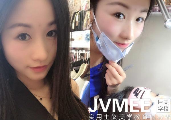 邓建英大邑开店美甲纹绣工作室