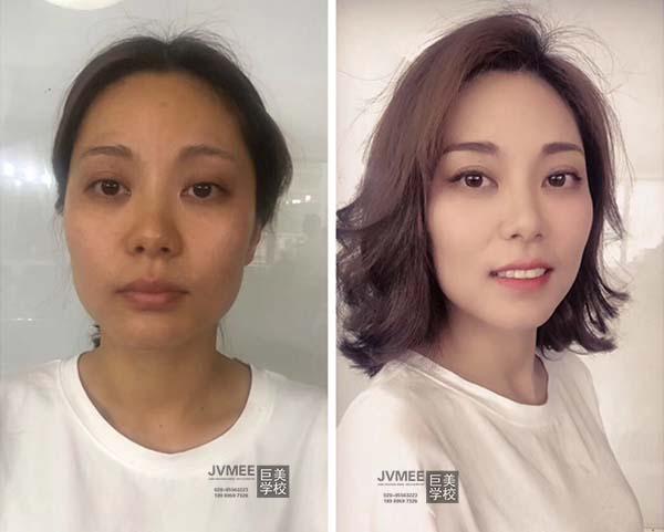 乐山化妆培训学费是多少