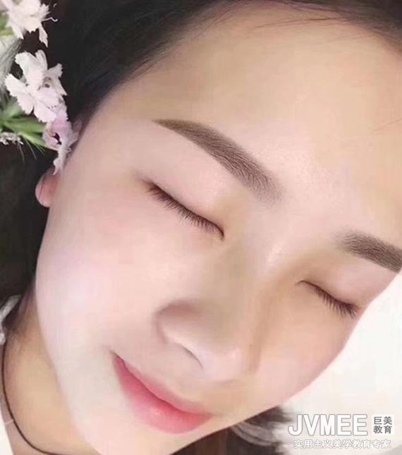 张雯 都江堰开店——沛琳·美妆